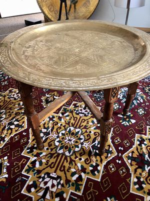 Moroccan table for Sale in Seattle, WA