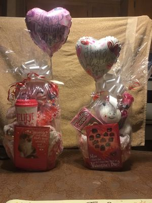 Valentine's Day baskets for Sale in Brooklyn, NY