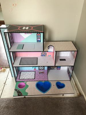 LOL Doll house (just the house) for Sale in Washington Township, NJ