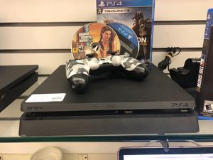 PS4 slim 500gb for Sale in Pittsburgh, PA
