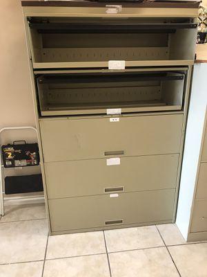 Five drawer filing cabinet for Sale in Miramar, FL