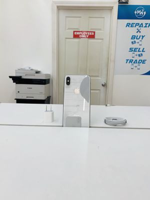 Iphone x 64gb factory unlocked (no face id) for Sale in Methuen, NH