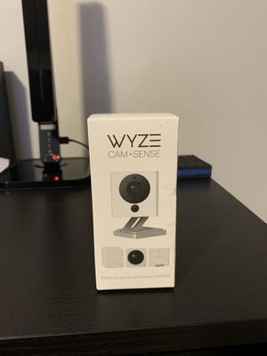 WYZE Cam plus Sense and Motion Security Cameras for Sale in Portland, OR