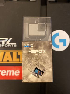 GoPro Hero 7 white for Sale in Virginia Beach, VA