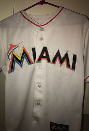 Miami MLB Jersey for Sale in Lawton, OK