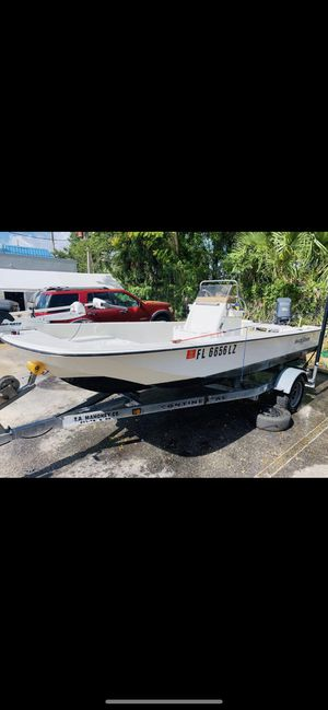 2003 Yamaha 90hp VS 16'11 for Sale in Orlando, FL