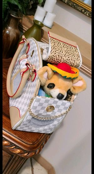 Dog/Cat purse carrier for Sale in McAllen, TX