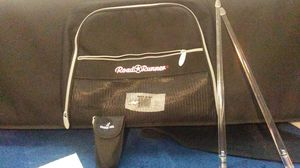 Electric Guitar Case &Lighted(blue) Drumsticks & JP GUITAR TOOL for Sale in Houston, TX