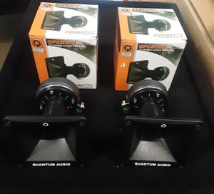"""NEW! 1"""" pro audio super tweeters 200W for Sale in East York, PA"""