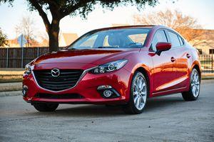2016 Mazda Mazda3 S 4d Sedan Touring Soul Red for Sale in Irving, TX