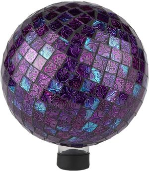 NEW Glass Gazing Ball | Holographic Effect for Sale in Murrieta, CA
