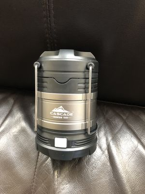 Cascade Lantern | used once for Sale in Houston, TX