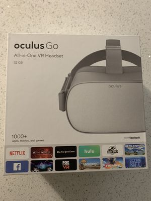 Oculus Go 32GB for Sale in Pearland, TX