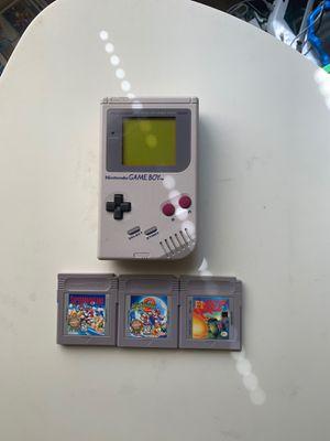 Original Nintendo Gameboy for Sale in Waldorf, MD