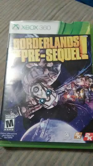 The name of it is Borderlands energy like multiplayer for like 4 people for Sale in El Dorado, AR
