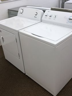 Kenmore Washer And Amana Dryer !! Delivery Available for Sale in Everett,  WA