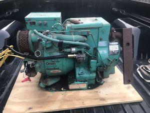 Onan generator 3.0 Gen Set for Sale in Webberville, TX