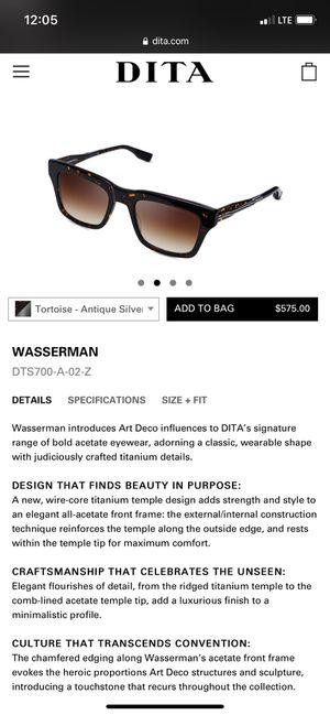 Dita sunglasses for Sale in Laguna Beach, CA