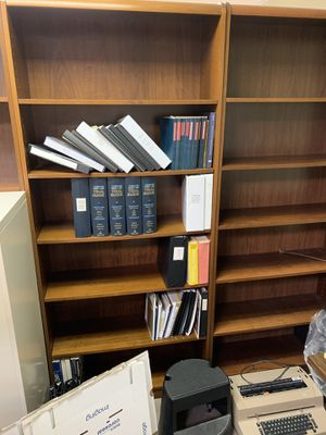 3 Solid wood bookshelves for Sale in San Diego, CA