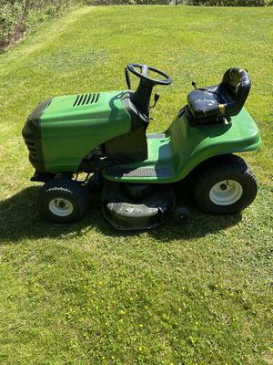 Craftsman Lawn Mower Ride On Tractor for Sale in Littleton, MA