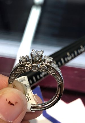 Wedding set diamond ring for Sale in Hanover Park, IL