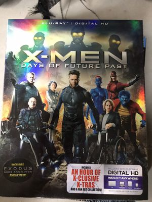 Blu-Ray XMen Days of Future Past available for Sale in Los Angeles, CA