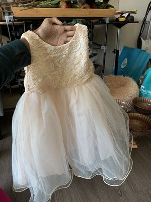 Flower girl dress for Sale in Richmond, CA