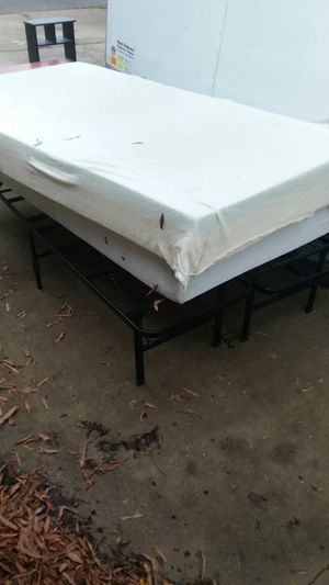 Fold up frame twin bed for Sale in Lake Charles, LA