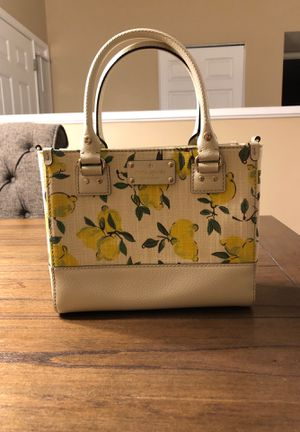 Kate Spade Lemon Small Quinn Satchel for Sale in Lakeland, FL