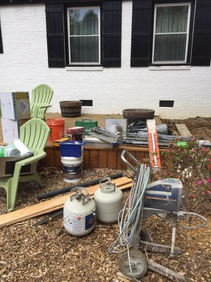 Lot of various tools/hardware for Sale in Greensboro, NC