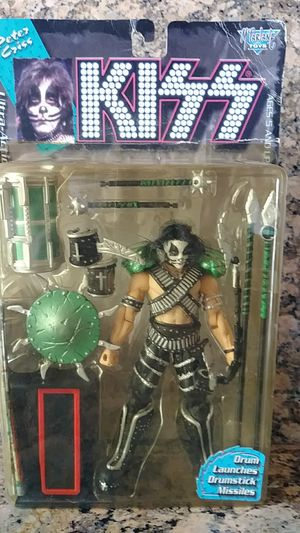 Spawn Kiss Ultra Action Figures collection for Sale in El Segundo, CA