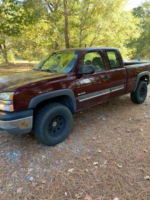2003 Chevy Silverado 2500 LS for Sale in S CHESTERFLD, VA