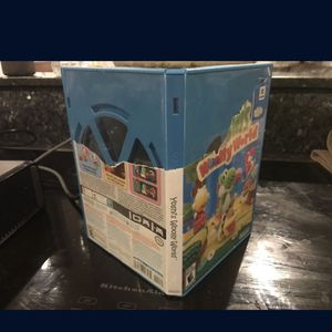 Yoshi Wooly World Wii U Game for Sale in Fort Lauderdale, FL