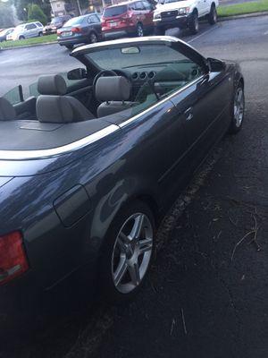 Audi Quattro A4 convertible for Sale in Tampa, FL