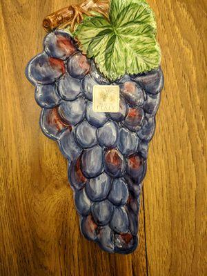 Grape Kitchen Soap Dish for Sale in Woburn, MA