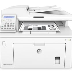 HP LaserJet Pro M227fdn All in One Laser Printer with Print Security - Brand New for Sale in Commerce,  CA