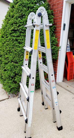 Cosco 22ft muti position ladder for Sale in Addison, IL