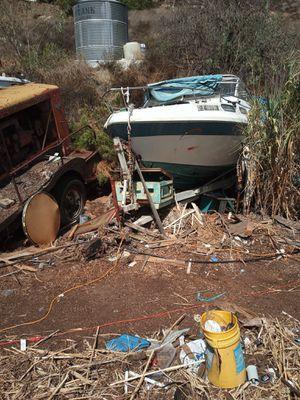 35 ft. Outboard motor boat for Sale in El Cajon, CA