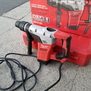 Milwaukee 1-9/16 in. SDS-Max Rotary Hammer for Sale in Upland, CA