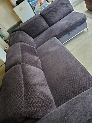 L shape sectional for Sale in Brier, WA