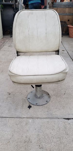 Boat 🚢 🚣♂️ seat with base. for Sale in Fullerton, CA