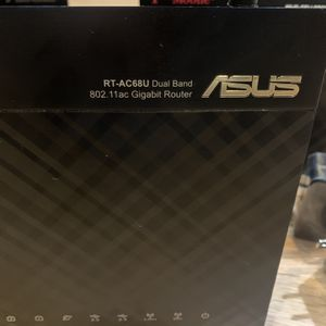 [Used but Excellent Condition] Asus AC-68U Wireless Mesh Router X3 For Sale for Sale in San Jose, CA