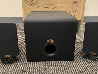Klipsch ProMedia 2.1 Computer Speakers for Sale in West Chicago,  IL