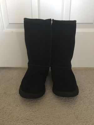 Black UGG boots size 10 for Sale in Vail, AZ