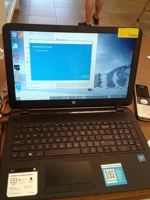 Hp laptop Intel 4.00gb for Sale in Fort Myers, FL