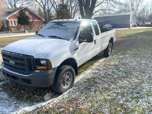 2007 Ford F-350 5.4L Automatic 4x4 PLOW READY for Sale in Plainfield, IL
