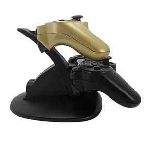 Mini LED Light Quick Dual USB Charging Dock Stand Charger For PlayStation 3 For PS3 Controller Console Black With USB Cable for Sale in Bethesda, MD