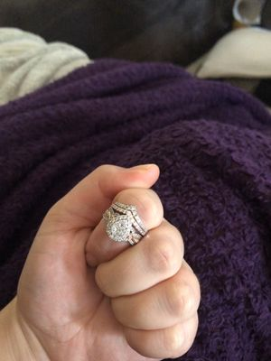 Pear bridal ring set for Sale in Glendale, AZ