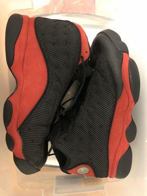 Pick up only!!!Bundle !!!Jordan 13 bred size11.5,black cat size 11,jordan 15 size11 for Sale in Dulles, VA