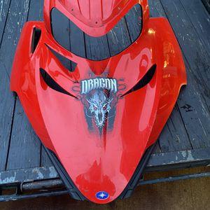 polaris dragon hood for Sale in Puyallup, WA